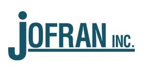 Jofran Logo